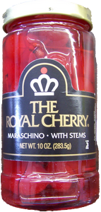 Maraschino Cherries (3.5oz) (Case)