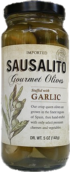 Garlic Stuffed Queen Olive (5oz) (Single)